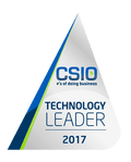 CSIO Tech Leader Award logo